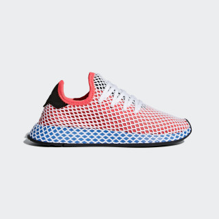 Tenis Originals Deerupt Runner SOLAR RED/SOLAR RED/BLUEBIRD DA9610