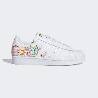 Superstar Shoes Cloud White / Cloud White / Gold Metallic DB3495