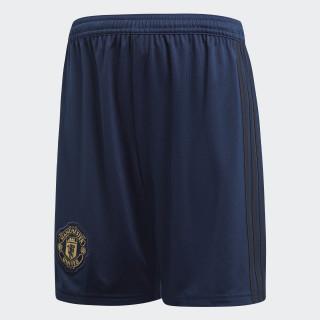 Pantalón corto tercera equipación Manchester United Collegiate Navy / Night Navy / Matte Gold DQ0095