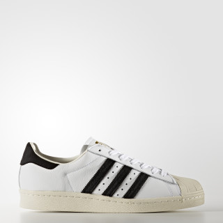 Tenis Superstar 80s FTWR WHITE/CORE BLACK/GOLD MET. BB2231