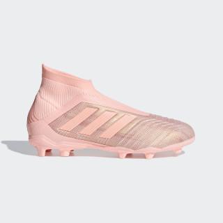 Bota de fútbol Predator 18+ césped natural seco Clear Orange / Clear Orange / Trace Pink DB2310