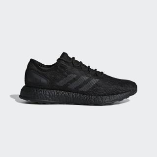Zapatillas PureBOOST CORE BLACK/DGH SOLID GREY/HI-RES ORANGE S18 CM8304