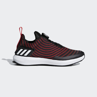 Zapatillas RapidaRun Uncaged Boa CORE BLACK/FTWR WHITE/HI-RES RED S18 AH2613