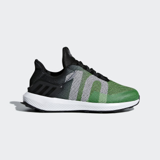 RapidaRun Uncaged Schoenen Core Black / Solar Green / Ftwr White B27999