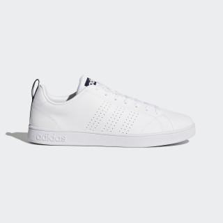VS Advantage Clean Shoes Ftwr White/Ftwr White/Collegiate Navy F99252