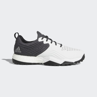 Adipower 4orged S Wide Shoes Core Black / Ftwr White / Silver Met. B37173