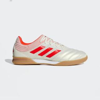 Zapatilla de fútbol sala Copa 19.3 Indoor Off White / Solar Red / Gum M1 D98065