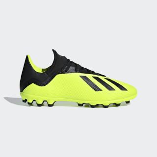 X 18.3 AG Fußballschuh Solar Yellow / Core Black / Ftwr White AQ0707