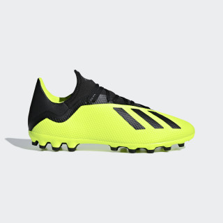 X 18.3 Artificial Grass Boots Solar Yellow / Core Black / Ftwr White AQ0707