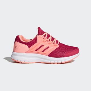Tenis Galaxy 4 ENERGY PINK F17/SUN GLOW S16/FTWR WHITE BY2811