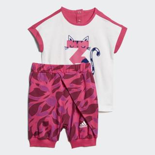 Summer Set white / real magenta / collegiate royal DJ1543