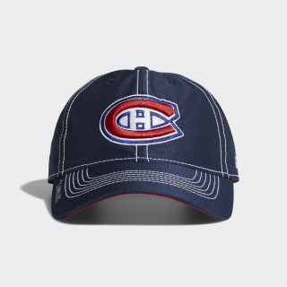 Canadiens Adjustable Slouch Dobby Hat Nhl-Mca-508 CY1154