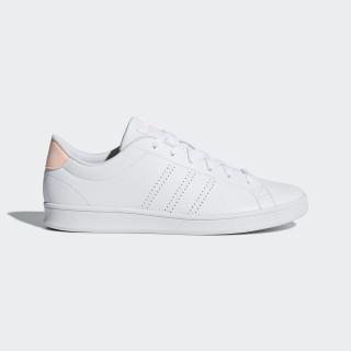 Advantage Clean QT Shoes Ftwr White / Ftwr White / Clear Orange B44677