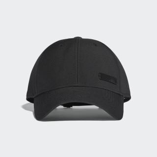 Boné Leve Seis Painéis Classic BLACK/BLACK/BLACK S98158