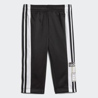 Pantalon de survêtement Adibreak Black / White D96072