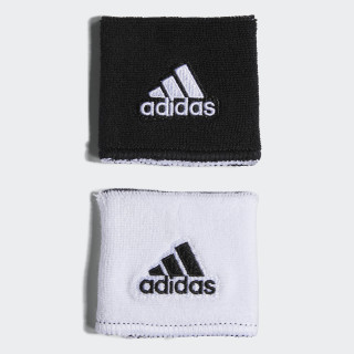 Interval Large Reversible Wristband White / Black Q06385