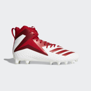 Freak X Carbon Mid Cleats Cloud White / Power Red / Power Red DB0144