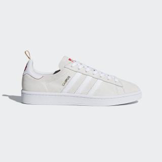 Campus CNY Shoes Ftwr White/Ftwr White/Scarlet DB2568