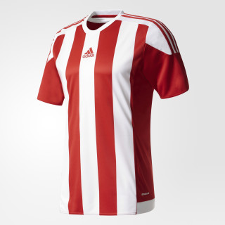 Striped 15 Jersey Power Red/White S16137