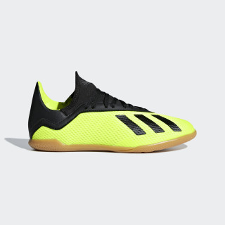 X Tango 18.3 Indoor Shoes Solar Yellow / Core Black / Solar Yellow DB2426