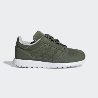 Forest Grove Schoenen Base Green / Base Green / Grey Two B37293