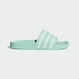 Adilette Slides Clear Mint / Clear Mint / Ftwr White CG6538