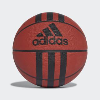 Bola de Basquete 3 Stripes 29.5 BASKETBALL NATURAL/BLACK 218977