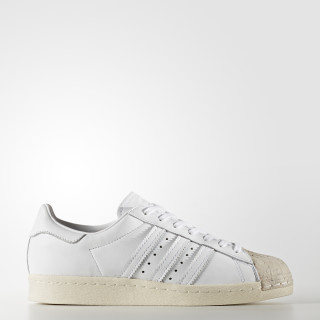 Superstar 80s Shoes Cloud White / Cloud White / Off White BY8708