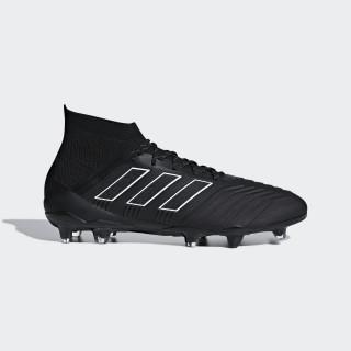 Botas de Futebol Predator 18.1 – Piso Firme Core Black / Core Black / Ftwr White DB2038