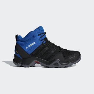 Terrex AX2R Mid GTX Shoes Core Black / Core Black / Blue Beauty AC8035