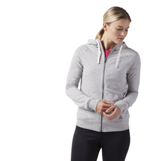 Training Essentials French Terry Hoodie Grey CF8595