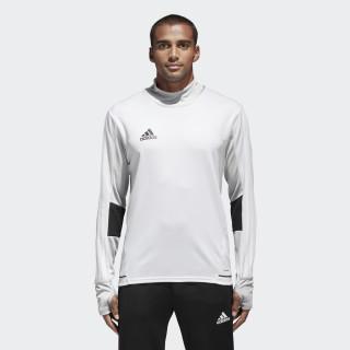 Tiro17 Training Shirt White/Black BQ2737