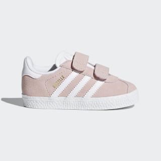 Zapatilla Gazelle Icey Pink/Ftwr White/Ftwr White AH2229