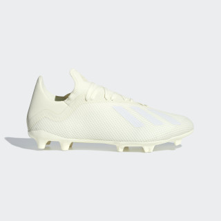 Zapatos de Fútbol X 18.3 FG OFF WHITE/FTWR WHITE/CORE BLACK DB2184