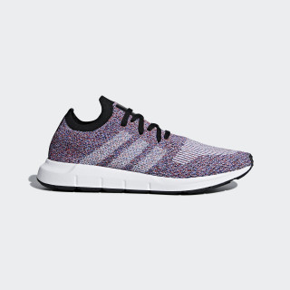 Swift Run Primeknit Shoes Purple/Hi-Res Red/Ftwr White/Core Black CQ2896