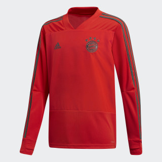 FC Bayern Training Jersey Red / Utility Ivy CW7294