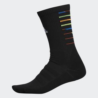 Alphaskin Lightweight Cushioned Socks Black CK1816