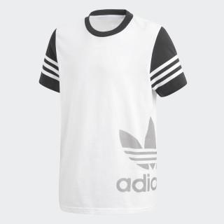 Camiseta GRPHC WHITE/BLACK CF8522
