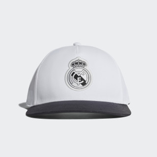Gorra Real Madrid CORE WHITE/BLACK CY5609