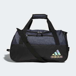 Squad III Duffel Bag Charcoal Black CI0431