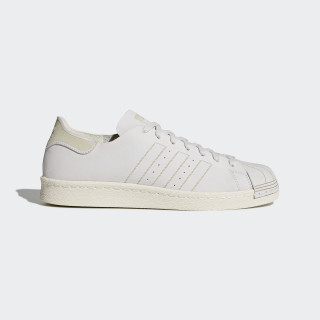Superstar 80s Decon Shoes Ftwr White/Ftwr White/Brown CQ2210