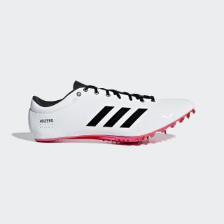 Zapatilla de clavos Adizero Prime Sprint Ftwr White / Core Black / Shock Red B37494