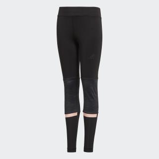 Training 1/1 Legging Black / Carbon / Clear Orange DJ1069