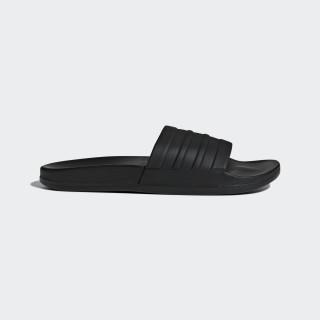 Sandale Adilette Cloudfoam Plus Mono Core Black / Core Black / Core Black BB1095