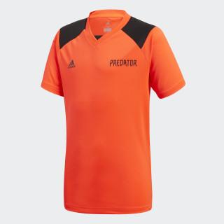 Predator Jersey Orange/Solar Red/Black CF7320