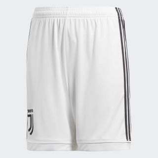 Pantaloneta de Local Juventus WHITE/BLACK AZ8698