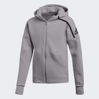 adidas Z.N.E. 2 Hoodie Grey/Chalk Pearl/Black CW0763