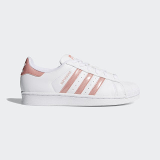 Superstar Shoes Cloud White / Tactile Rose / Cloud White BC0588