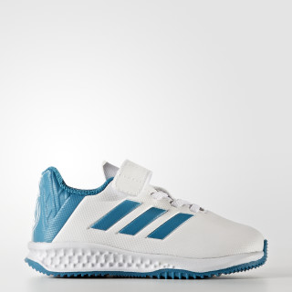 Tenis RapidaTurf Real Madrid FTWR WHITE/VIVID TEAL S13/FTWR WHITE BY2655