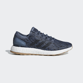 Pureboost Shoes Raw Steel / Carbon / Shock Yellow CM8298